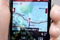 GPS smartphonean kurtsoa